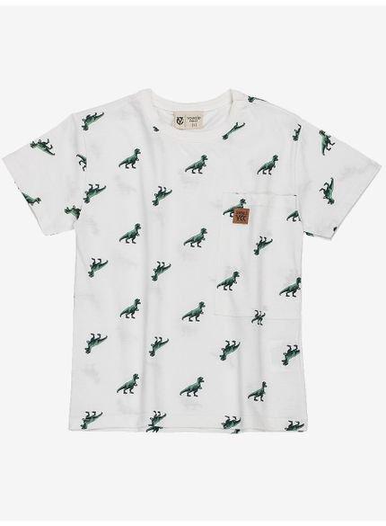 camiseta infantil estampa dino youccie still