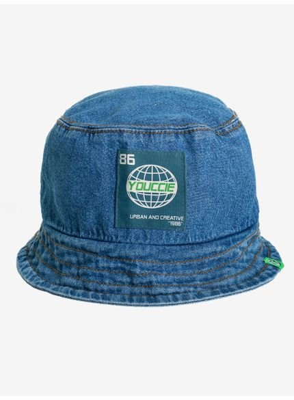 chapeu infantil jeans bucket masculino youccie