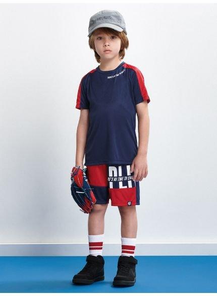 conjunto sport marinho infantil youccie d0208 look