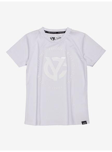 camiseta sport branca infantil masculino youccie still