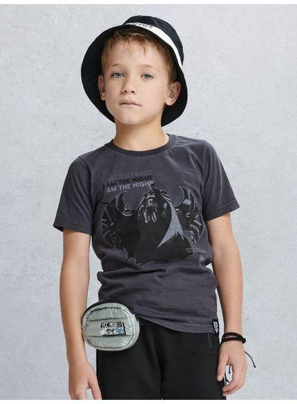 camiseta infantil batman youccie look