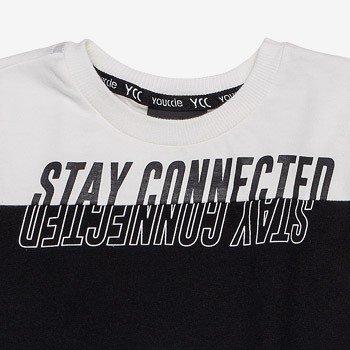 camiseta infantil manga curta preta i0038