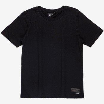 camiseta basica preta infantil masculino youccie d0166