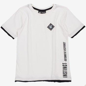camiseta infantil instinct manga curta masculina d0045