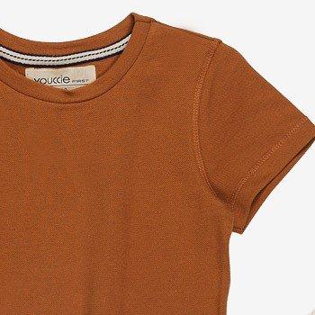 camiseta infantil masculina caramelo manga curta i0157