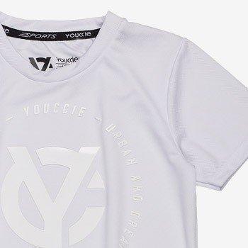 camiseta sport branca infantil masculino d0116