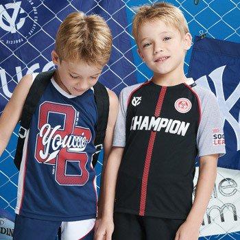 camisa esportiva champion infantil preta masculina d0113