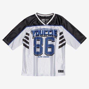 camiseta infantil baseball sport youccie d0040 still