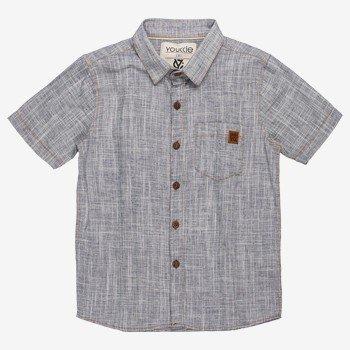 Camisa Infantil Manga Curta Azul d0019
