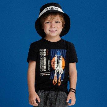 Camiseta Infantil Masculina Foguete I0100 detalhe