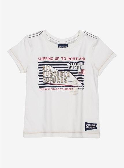 t shirt infantil masculina north west i0068 still