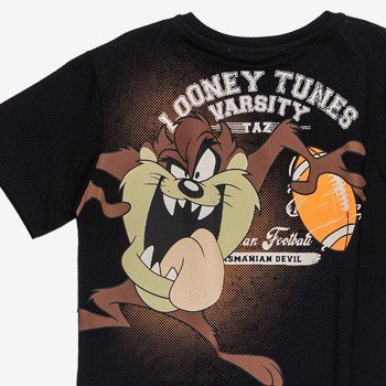 Camiseta Infantil Estampa Taz Looney Tunes D0295 detalhe