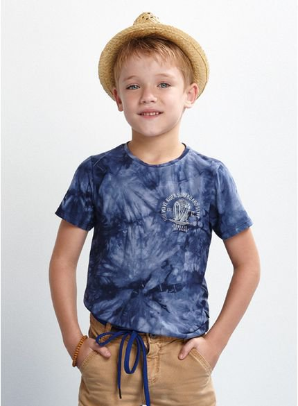 camiseta tye dye infantil masculina d0201
