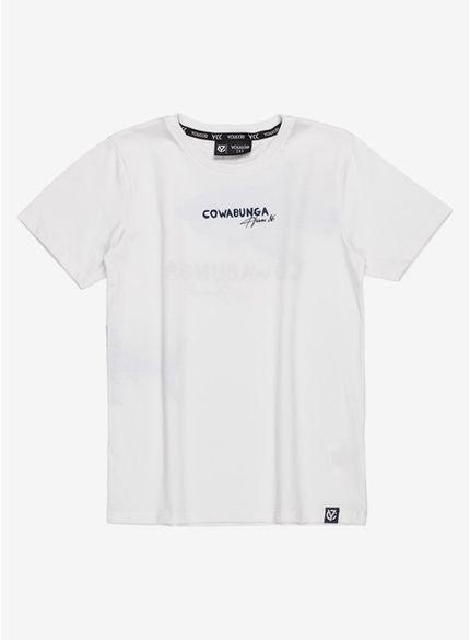 camiseta infantil masculina cowabunga d0068 still