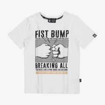 Camiseta Infantil Masculina Fist Bum D0010