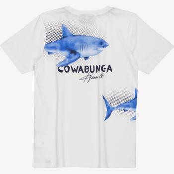 Camiseta Infantil Masculina Cowabunga D0068