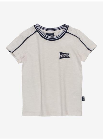 camiseta infantil masculina com patch youccie i0164 still