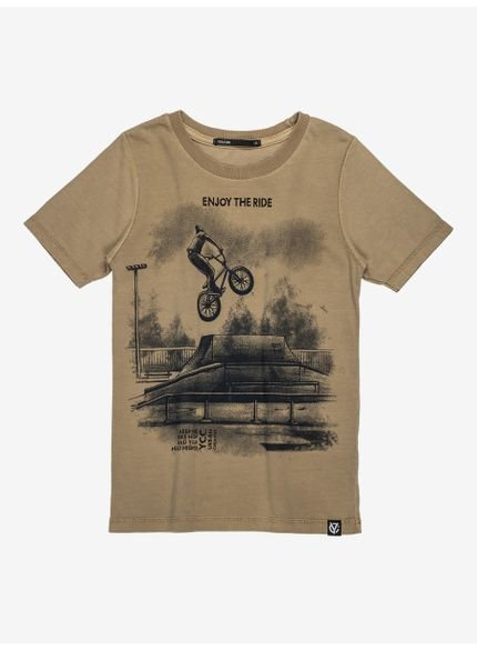 camiseta infantil masculina skate youccie d0135 still