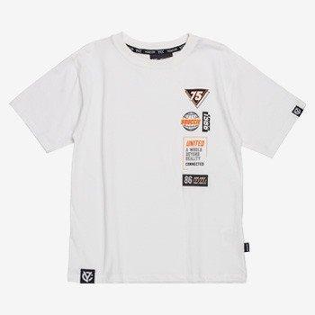Camiseta Infantil Masculina Basquete Branca Youccie