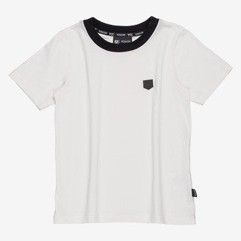 camiseta infantil masculina lisa branca youccie