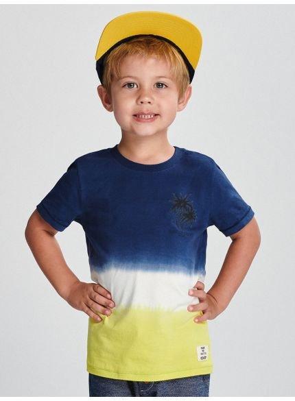 camiseta infantil masculina dip dye youccie