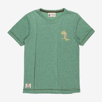 Camiseta Infantil Masculina Coqueiro Verde youccie