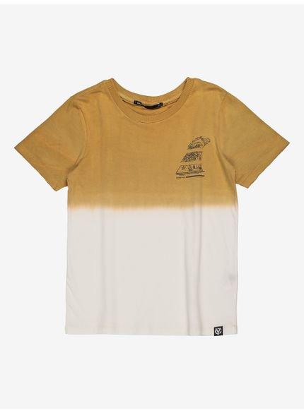 camiseta infantil masculina tie dye amarela youccie d0159