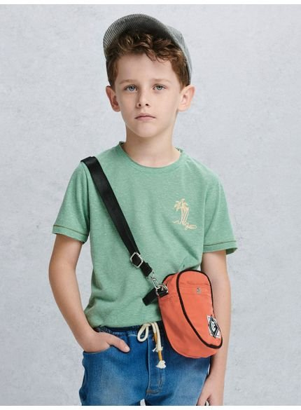 camiseta infantil masculina coqueiro verde d0151 youccie