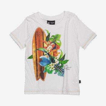 Camiseta Infantil Masculino Prancha Branco youccie