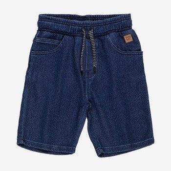 Bermuda Jeans Infantil Masculina com Cadarco youccie