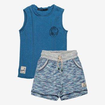 Conjunto Infantil Masculino Surfer Azul youccie