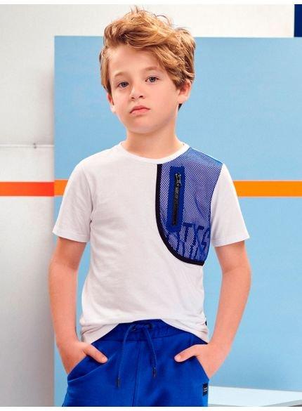 camiseta infantil menino recorte em tela youccie