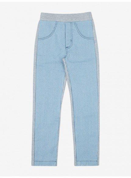 calca infantil feminina momi molecotton jeans