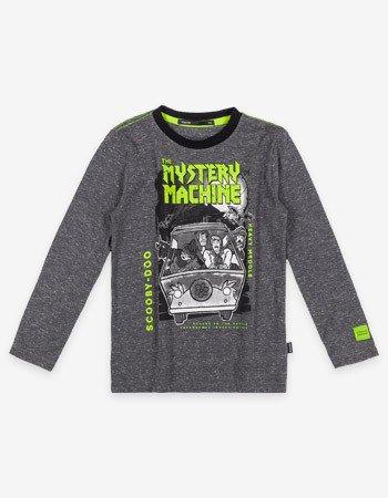 Camiseta Mescla Scooby Doo Infantil Menino Youccie D0326